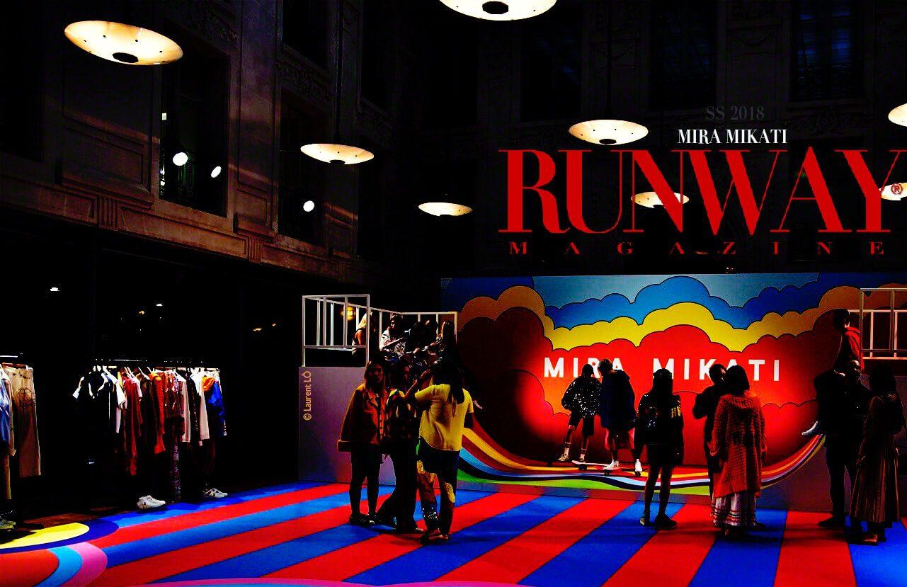 МИРА-МИКАТИ-СС-2018-Runway-Журнал-Париж-официальный Мира Микати
