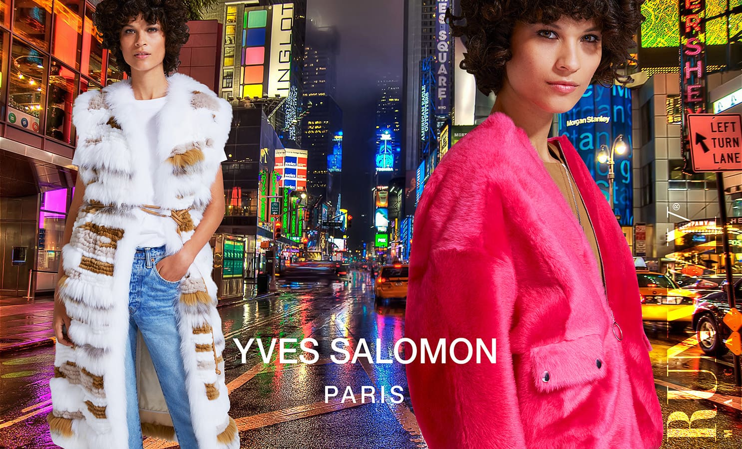 YVES SALOMON by Runway Magazine
