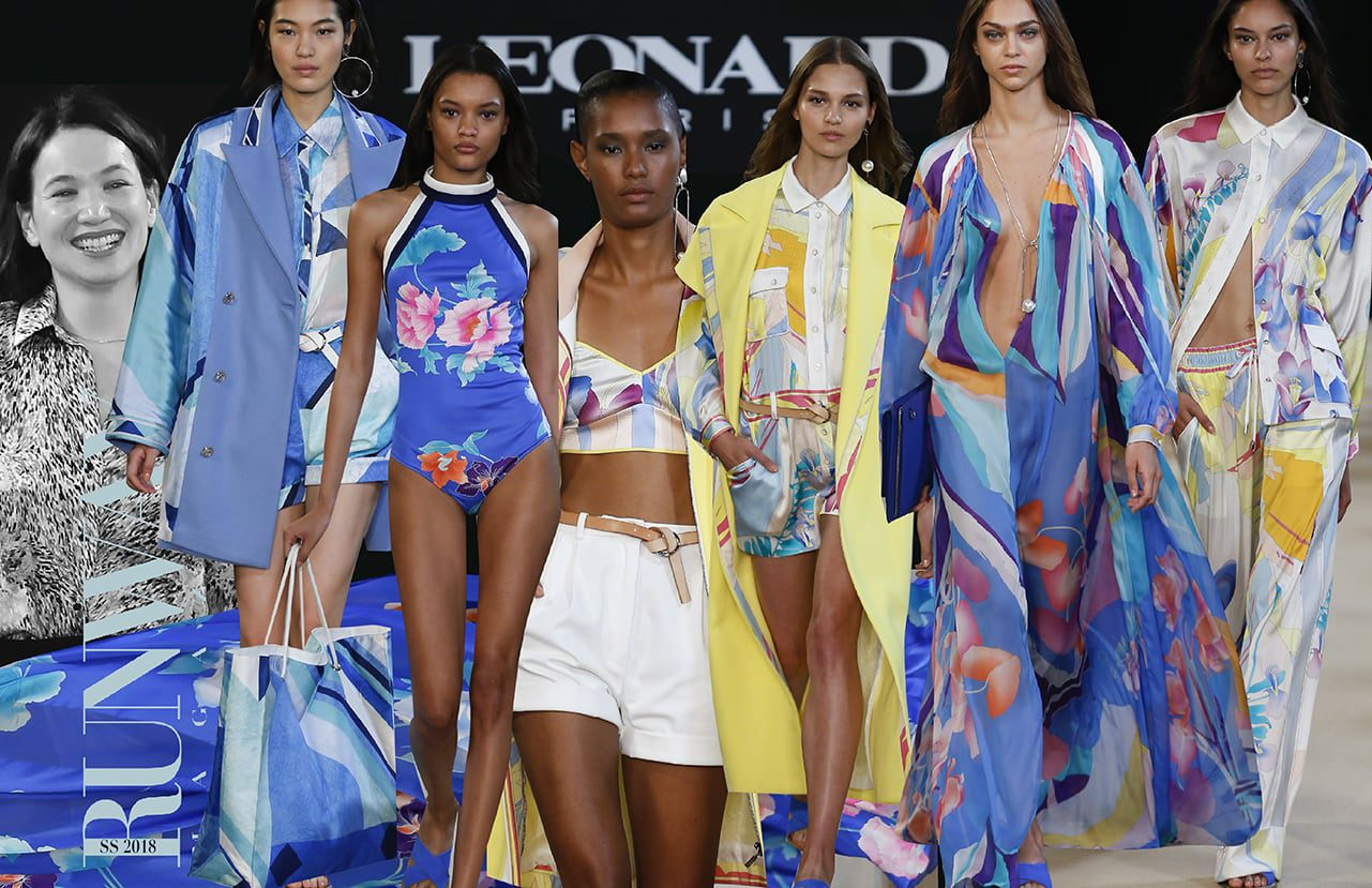 LEONARD PARIS Spring Summer 2018