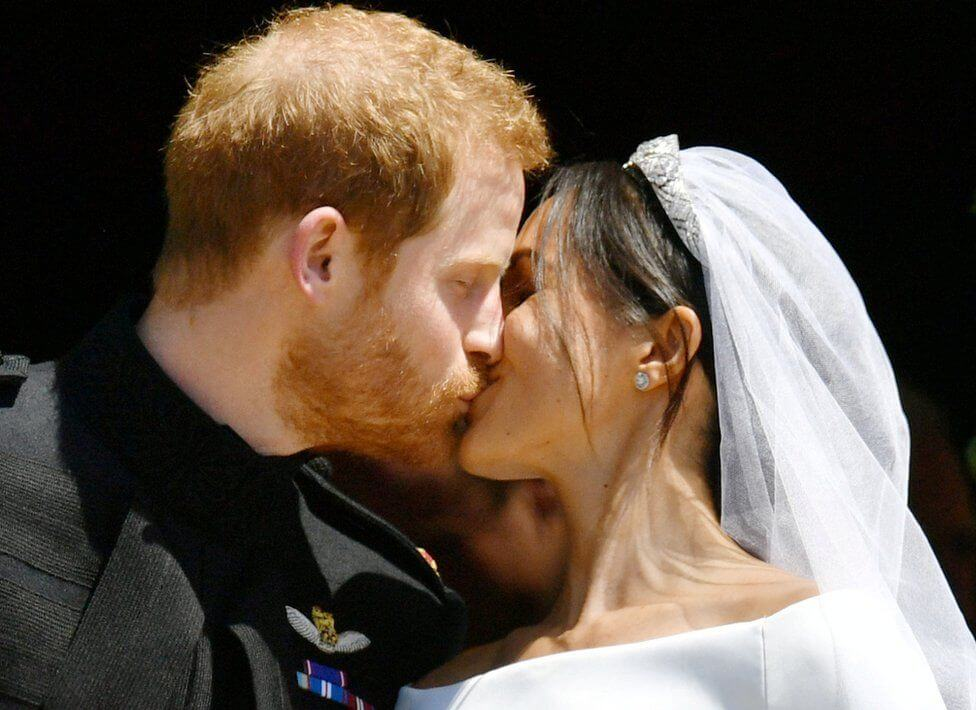 "Prince Harry Marries Ms. Meghan Markle - Windsor Castle by Runway Magazine <a href=""https://runwaymagazines.com"">RUNWAY MAGAZINE </a>"