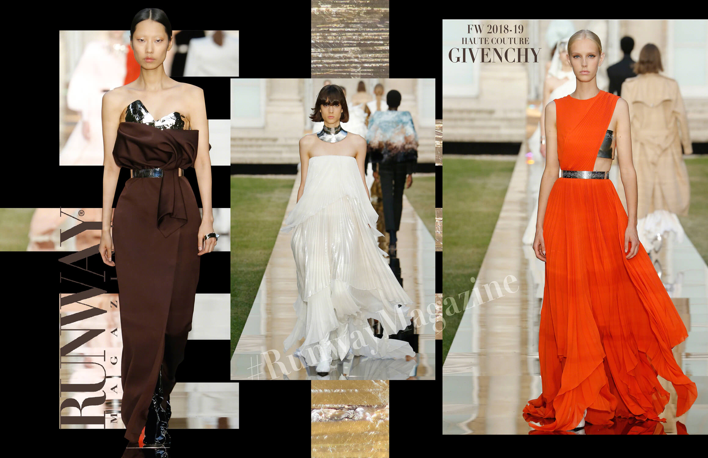 GIVENCHY Haute Couture Fall Winter 2018-2019 Runway Magazine