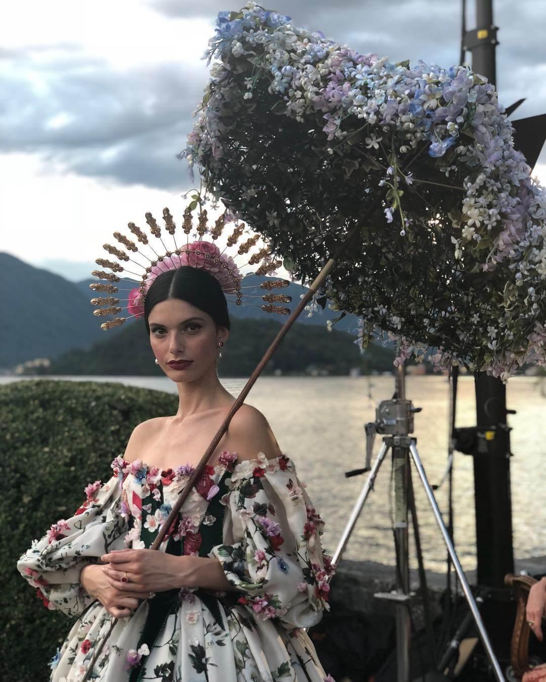 Dolce Gabbana Alta Moda Como - Runway Magazine