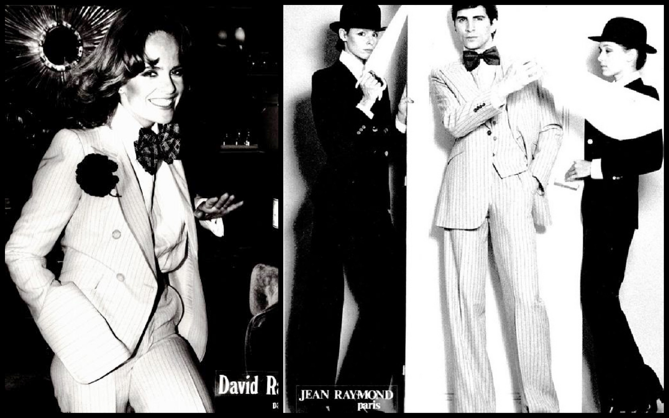 David Ray - Tuxedo and costume for women by Tailor JEAN RAYMOND