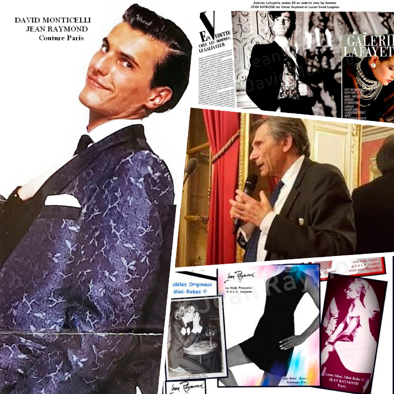 Tailor JEAN RAYMOND by Runway Magazine