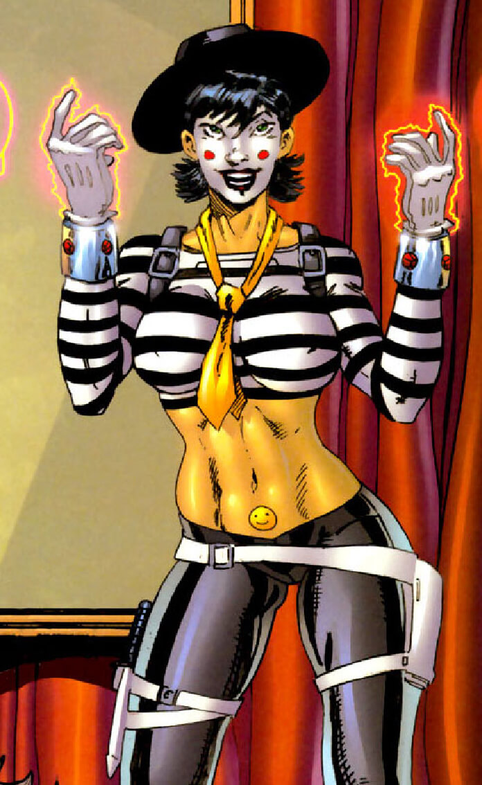 Jessica Mime - Comic Vine