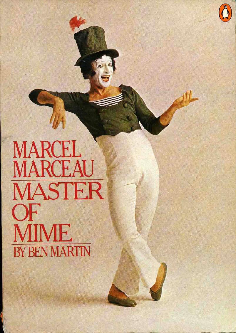 Mime Marcel Marceau