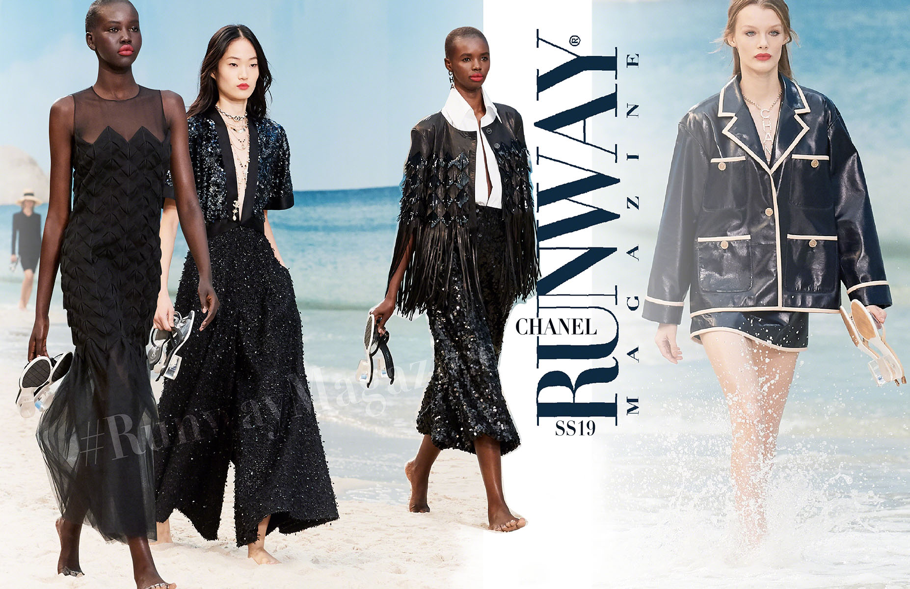 CHANEL RTW Spring Summer 2019 Paris by Runway Magazine