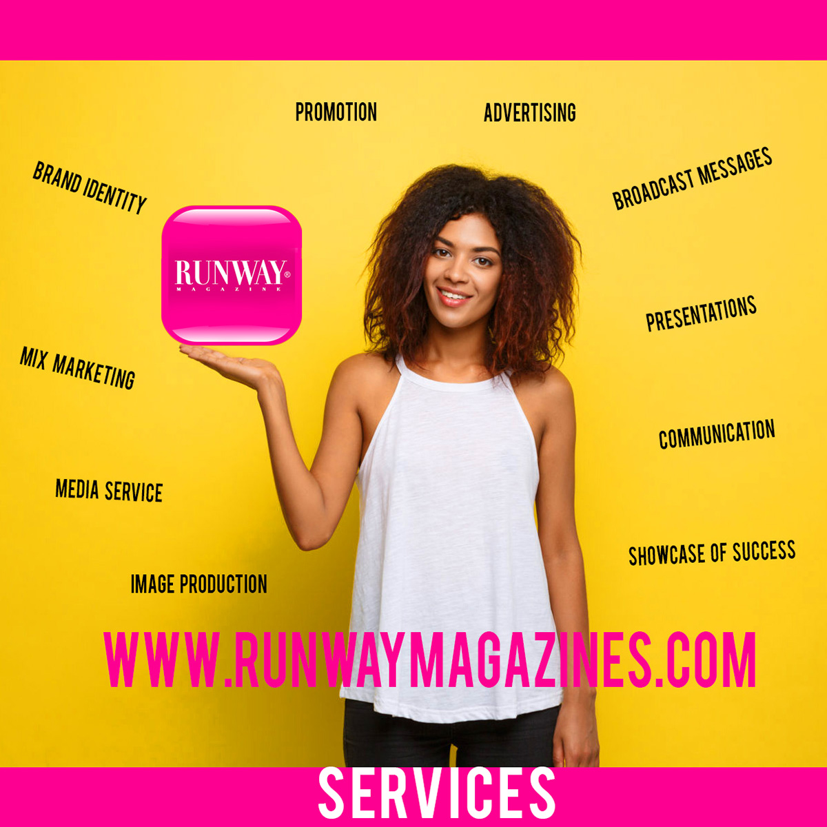 RUNWAY MAGAZINE ® Official - House of Marketing Mix