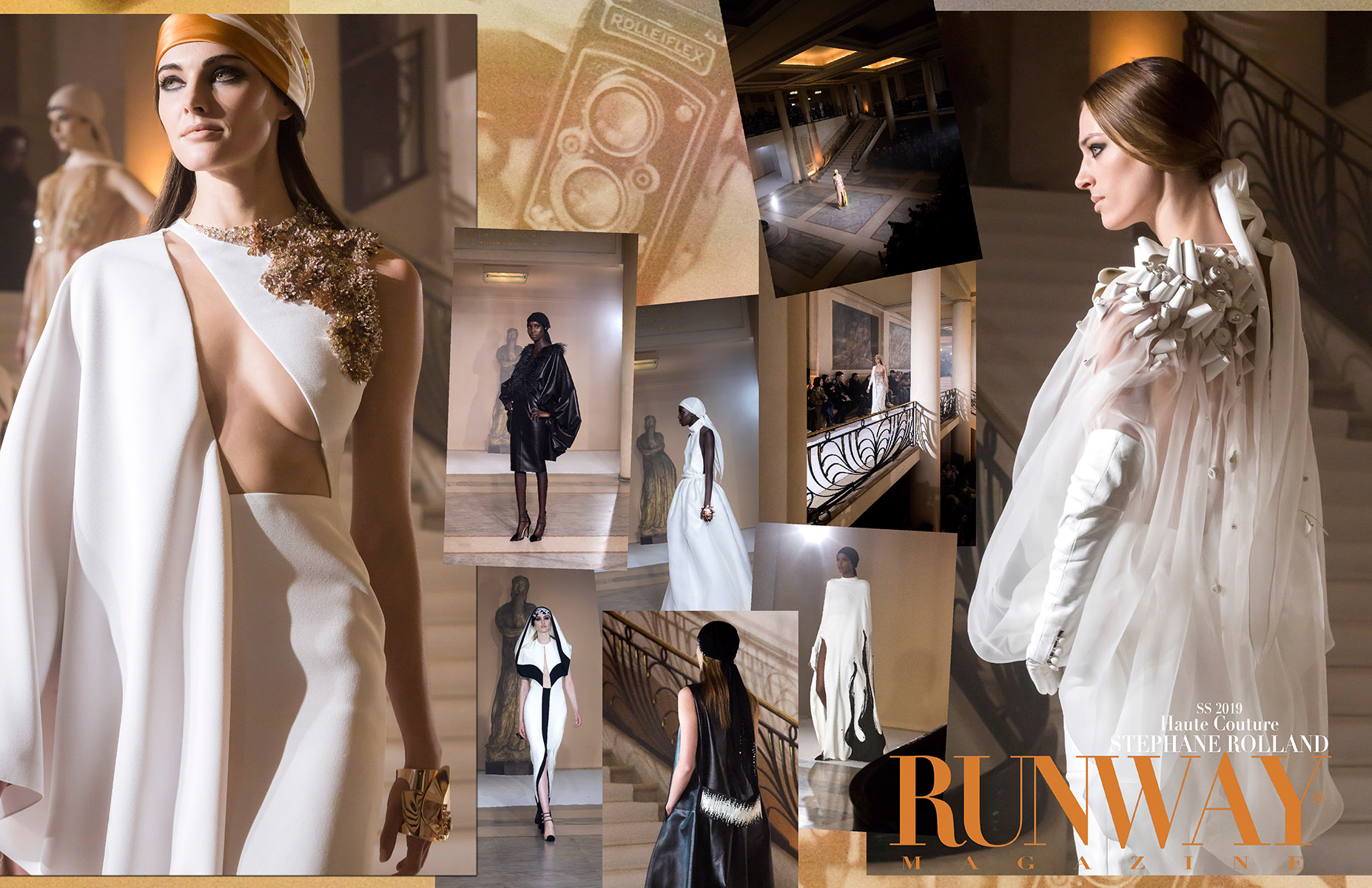 Stephane Rolland Haute Couture Spring Summer 2019