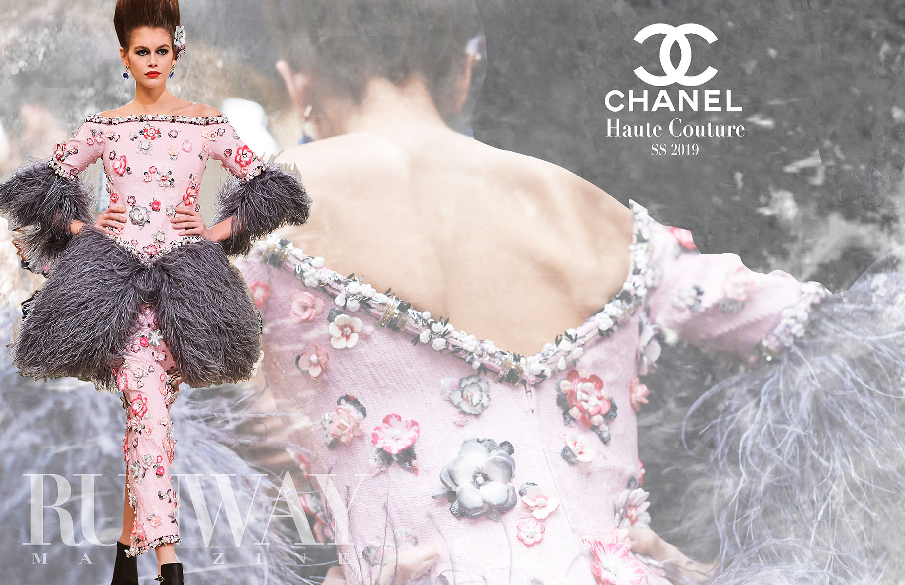 CHANEL Haute Couture Spring Summer 2019 by Runway Magazine