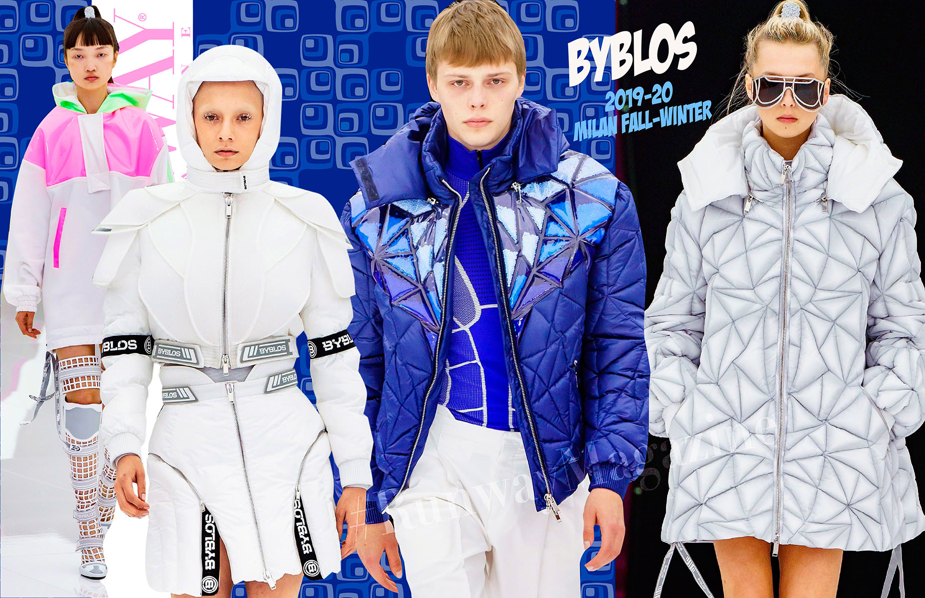 BYBLOS Milan Fall-Winter 2019-2020 by Runway Magazine