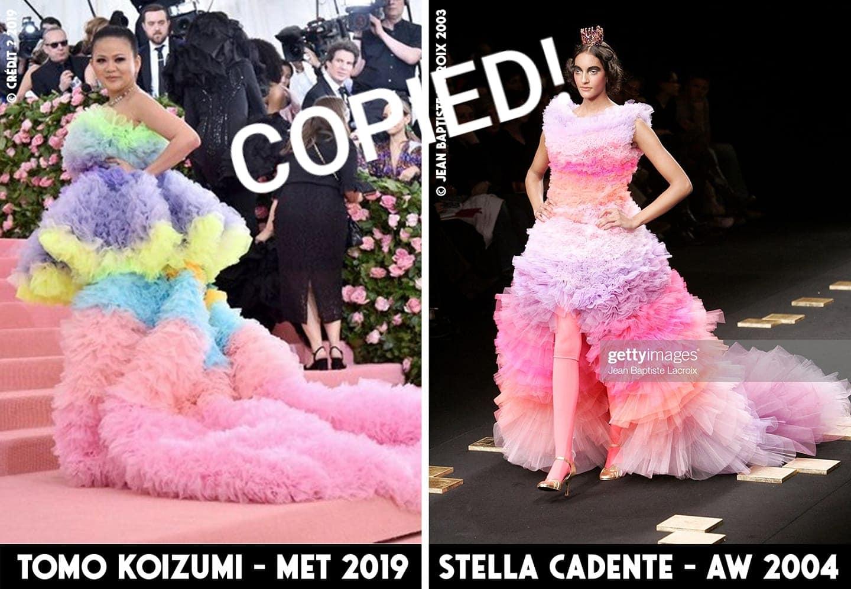 Stella Cadente Stanislassia Klein - Tomo Koizumi by RUNWAY MAGAZINE