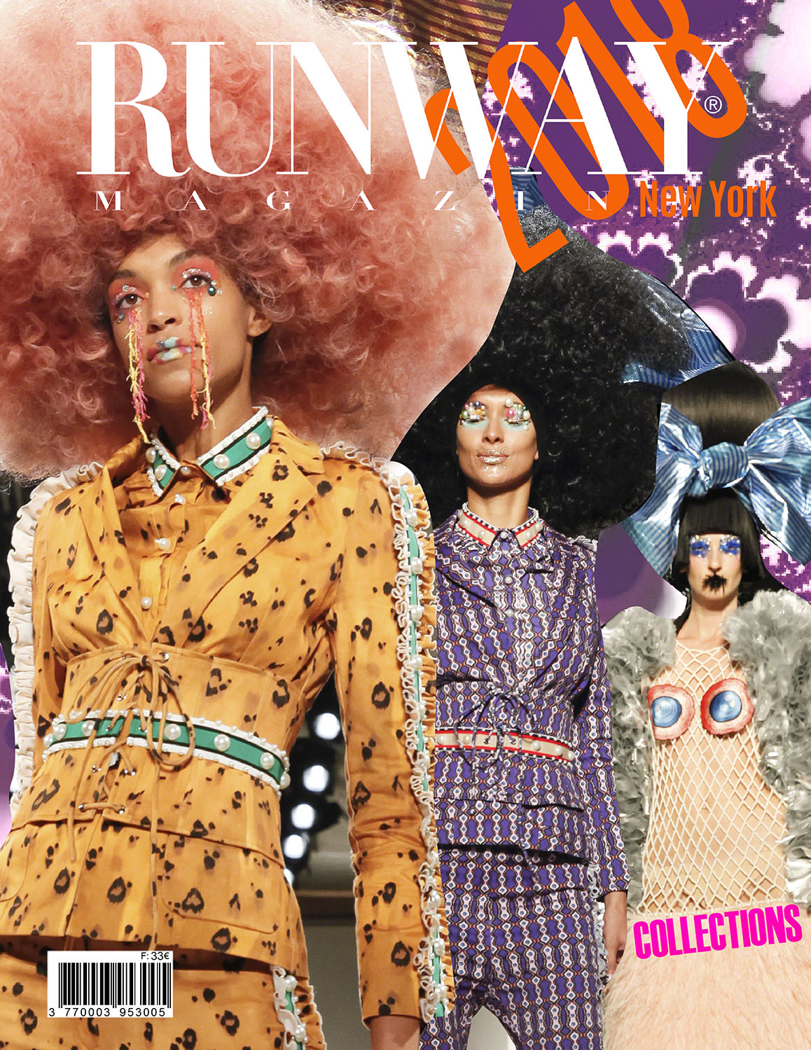 Runway Magazine 2018 New York Collections