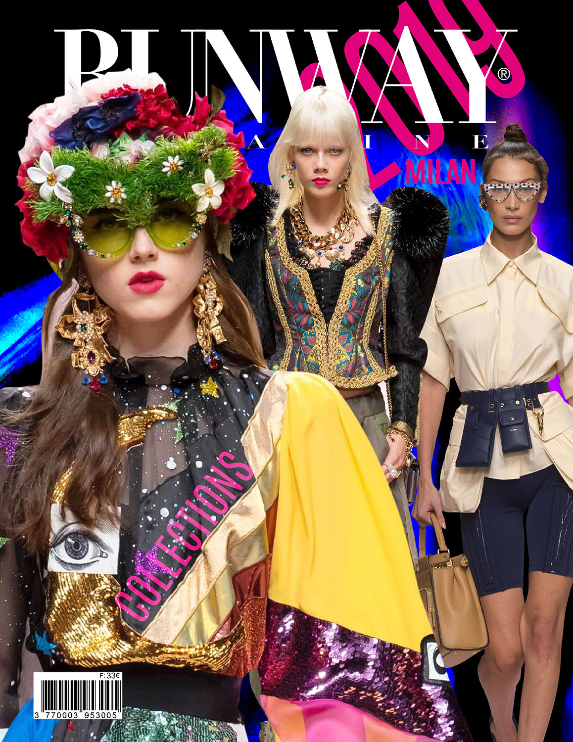 Runway Magazine 2019 Milan Collections