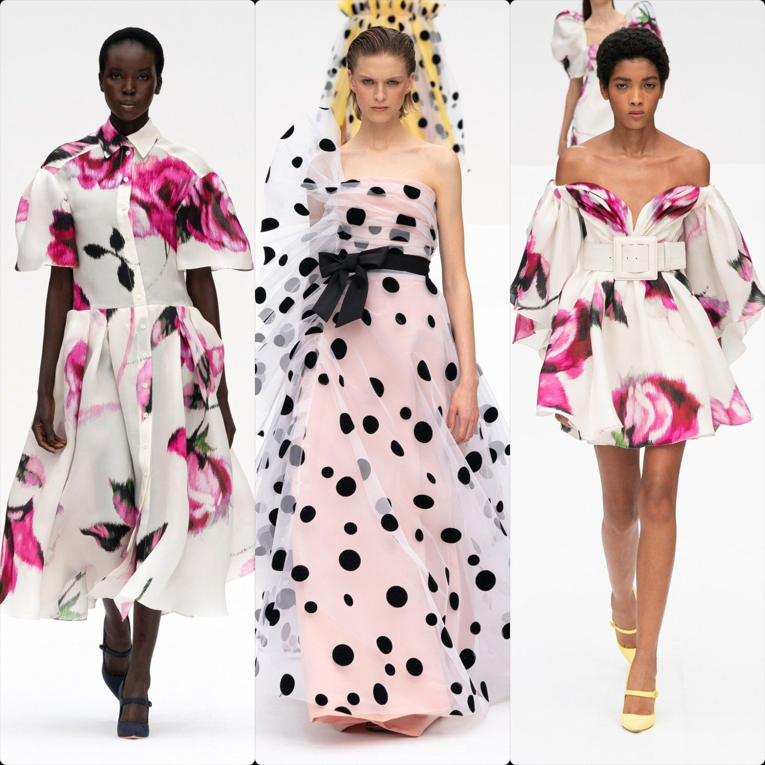 Carolina Herrera Spring Summer 2020 New York - RUNWAY MAGAZINE Collections