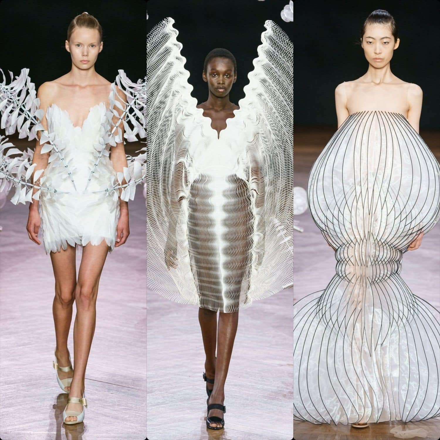 Iris van Herpen Haute Couture Fall-Winter 2019-2020. RUNWAY MAGAZINE ® Collections