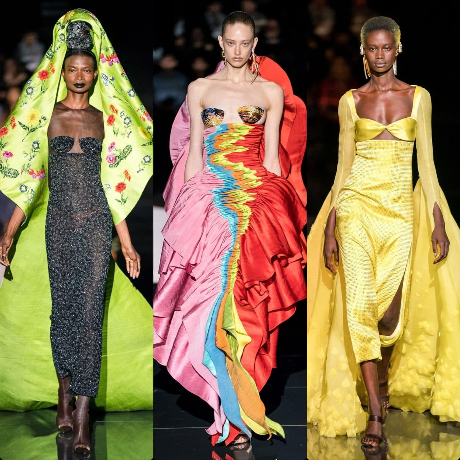 Schiaparelli Haute Couture Fall-Winter 2019-2020. RUNWAY MAGAZINE ® Collections