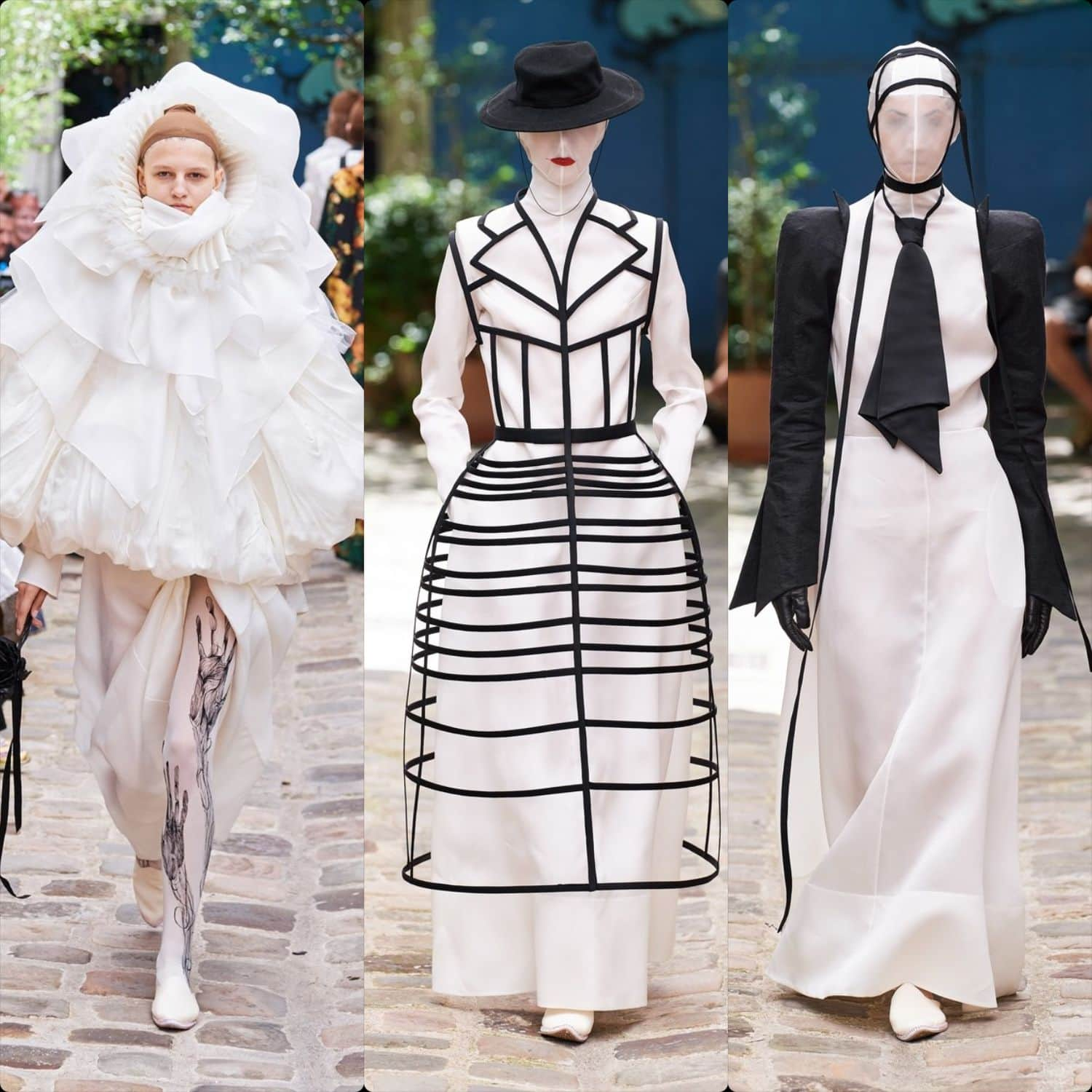 Aganovich Haute Couture Fall-Winter 2019-2020. RUNWAY MAGAZINE ® Collections