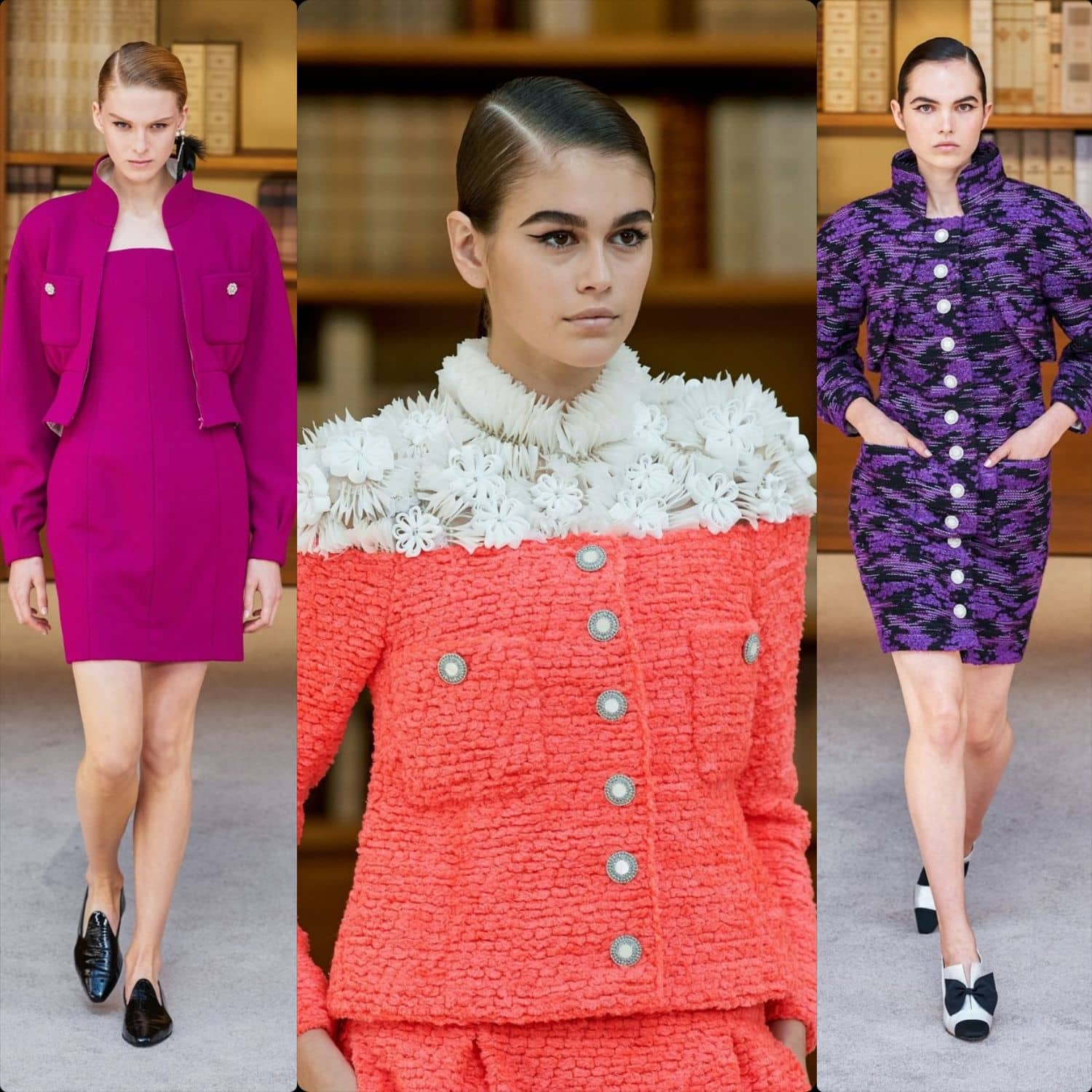 Chanel Haute Couture Fall-Winter 2019-2020. RUNWAY MAGAZINE ® Collections