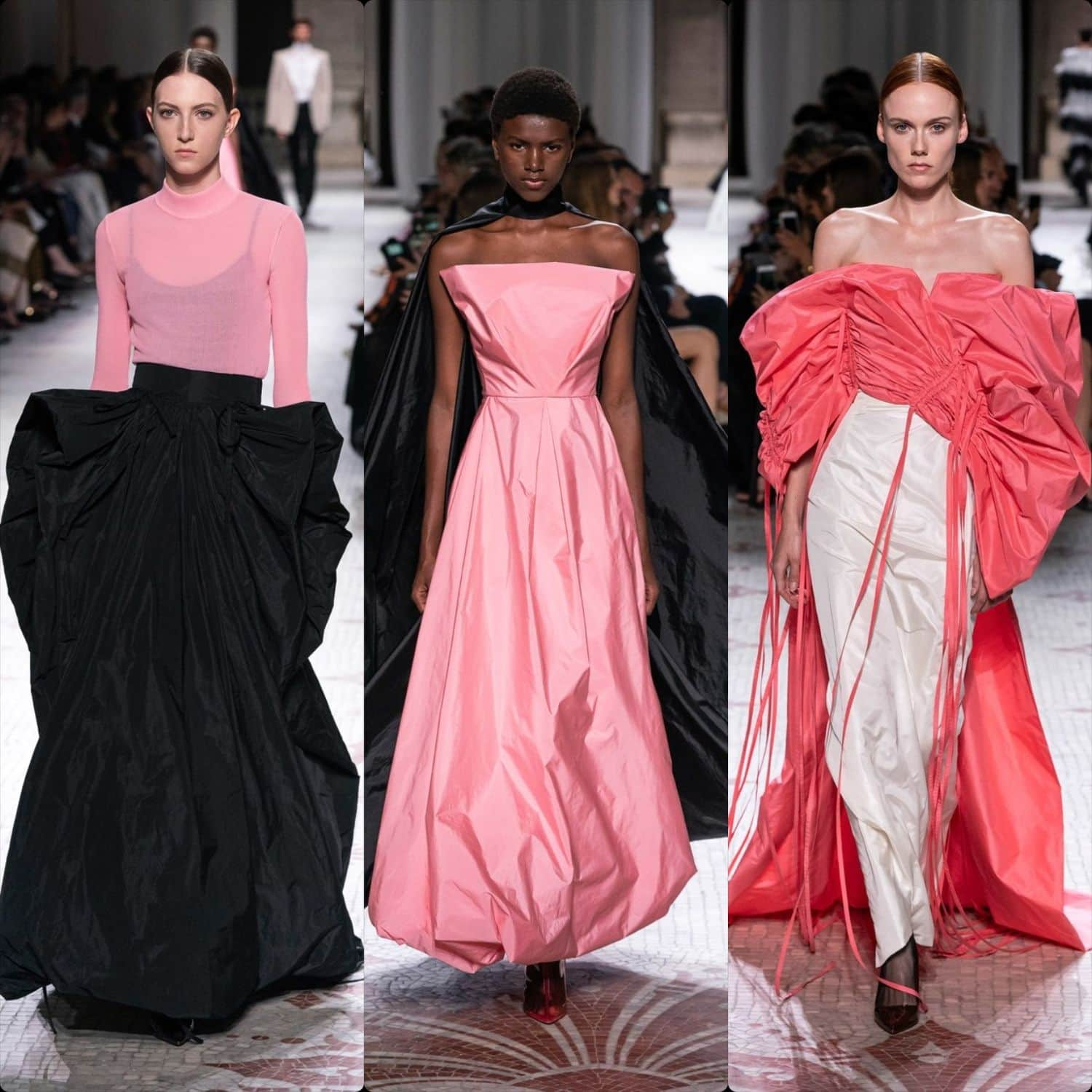 Givenchy Haute Couture Fall-Winter 2019-2020. RUNWAY MAGAZINE ® Collections