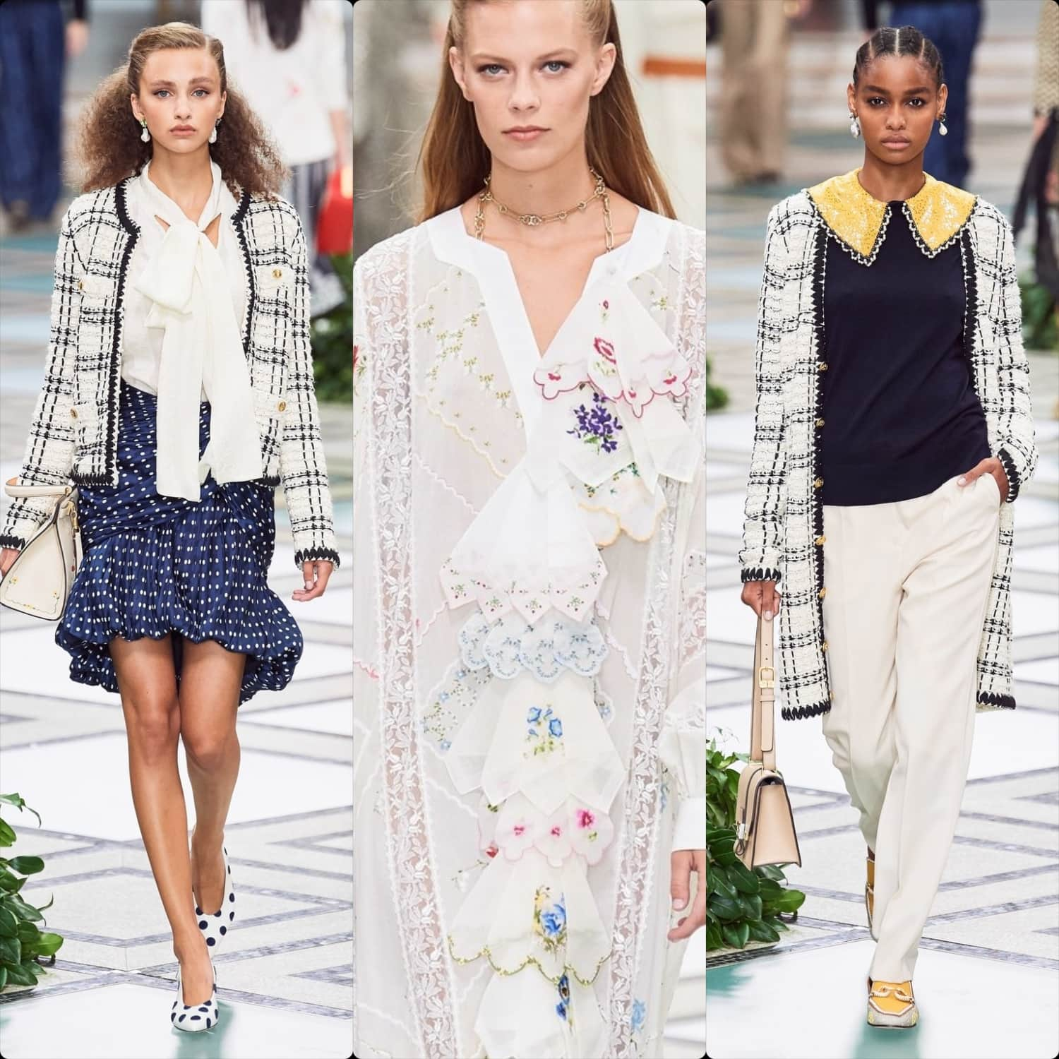 Tory Burch Spring Summer 2020 New York - RUNWAY MAGAZINE Collection