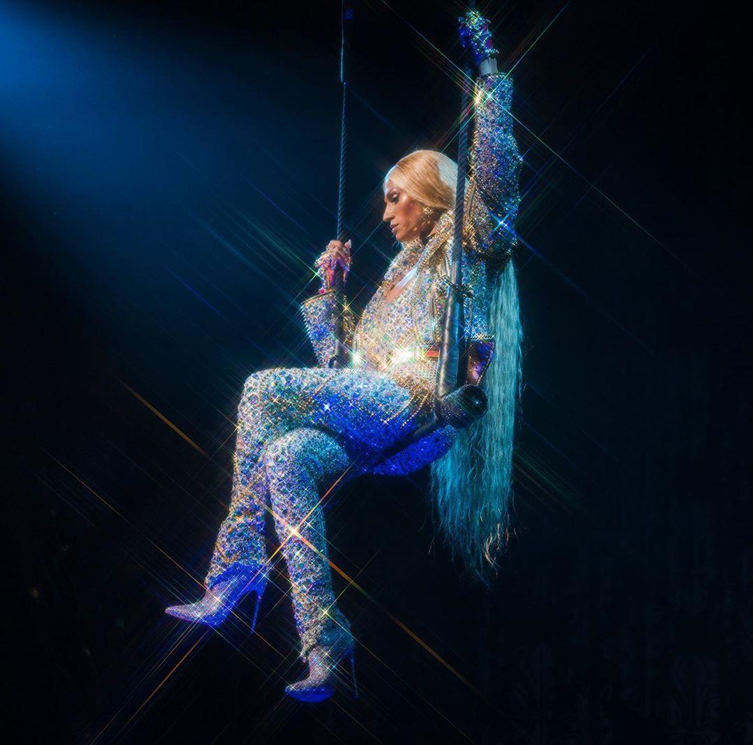 The Blonds Primavera Estate 2020 e Moulin Rouge a Broadway. RUNWAY MAGAZINE ® Collezioni. Foto: per gentile concessione di The Blonds
