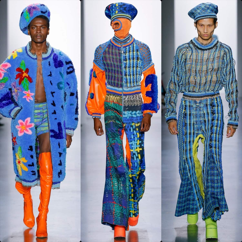 Parsons MFA (Masters of Fine Arts) Primavera Estate 2020 New York. RUNWAY MAGAZINE ® Collezioni. Foto: cortesia Parsons