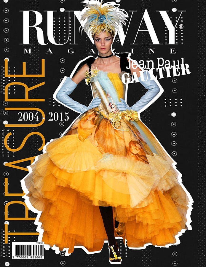 Runway Magazine 2019 Treasure collections