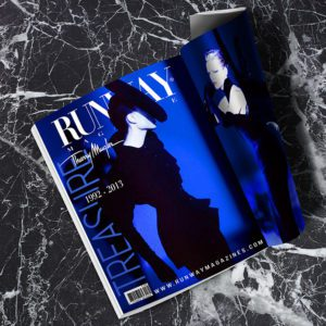 Runway Magazine 2019 Treasure collections