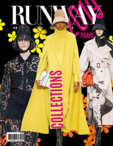 Runway Magazine 2019 Paris Cover