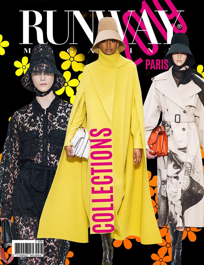 Runway Revista 2019 Paris Portada