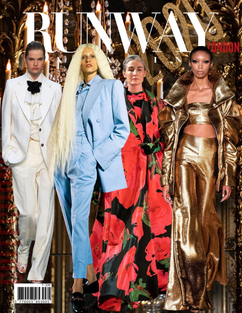 Runway Magazine 2020 London Collections