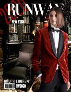 Runway Magazine 2020 Ralph Lauren special Collections