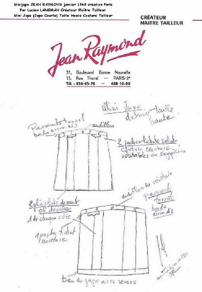 Tailor-JEAN-RAYMOND-miniskirt-drawing
