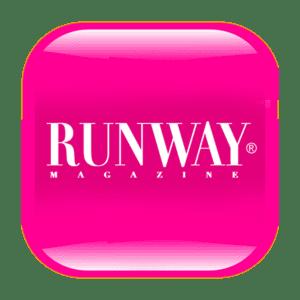 Runway Logotipo da revista