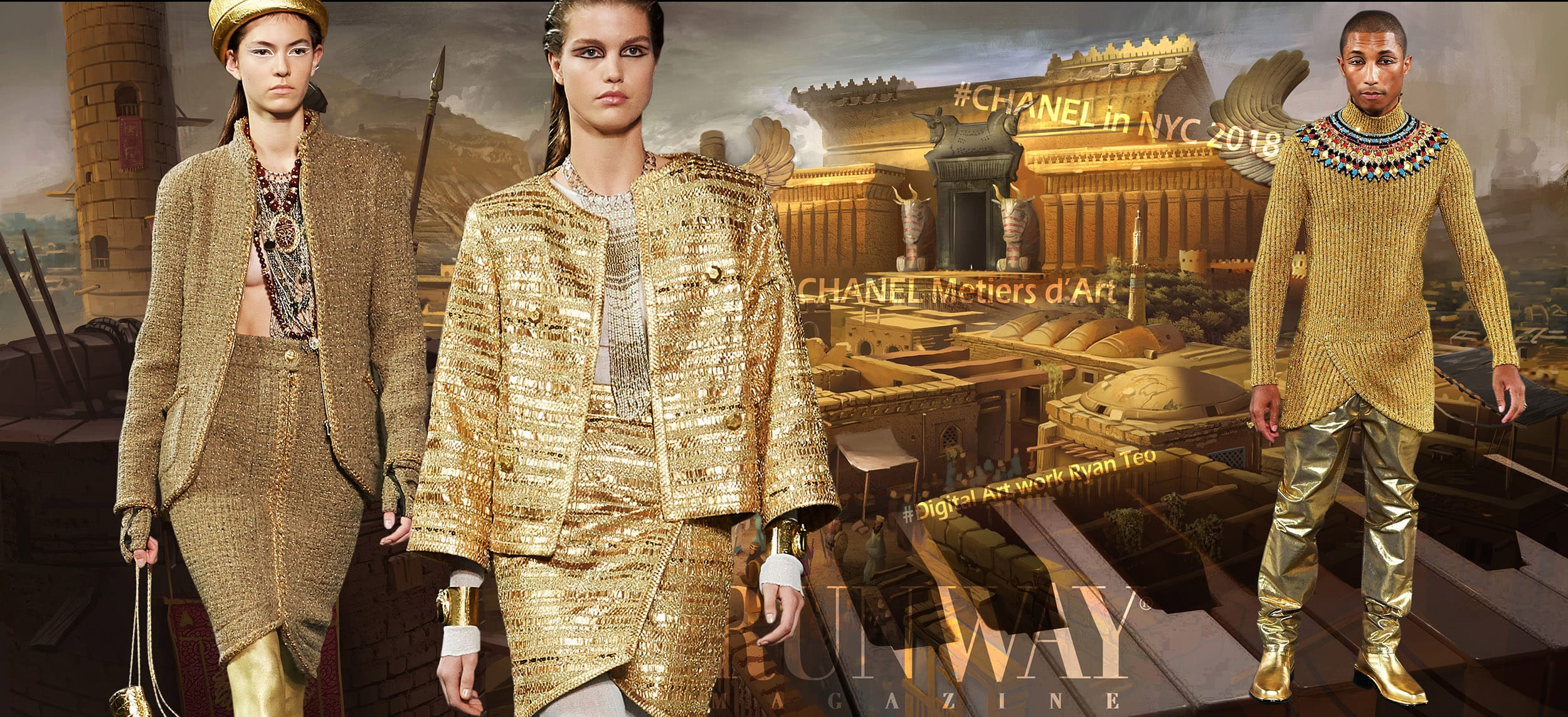 Chanel Metier d'art New York 2018 by Runway Magazine