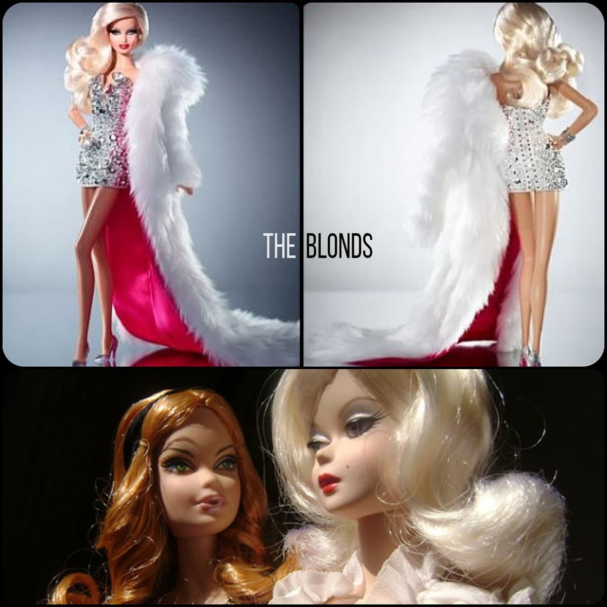 Barbie by The Blonds New York by Runway Magazine