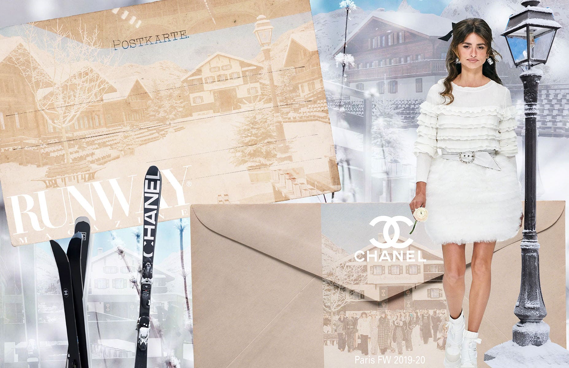 Chanel Fall-Winter 2019-2020 Paris by RUNWAY MAGAZINE