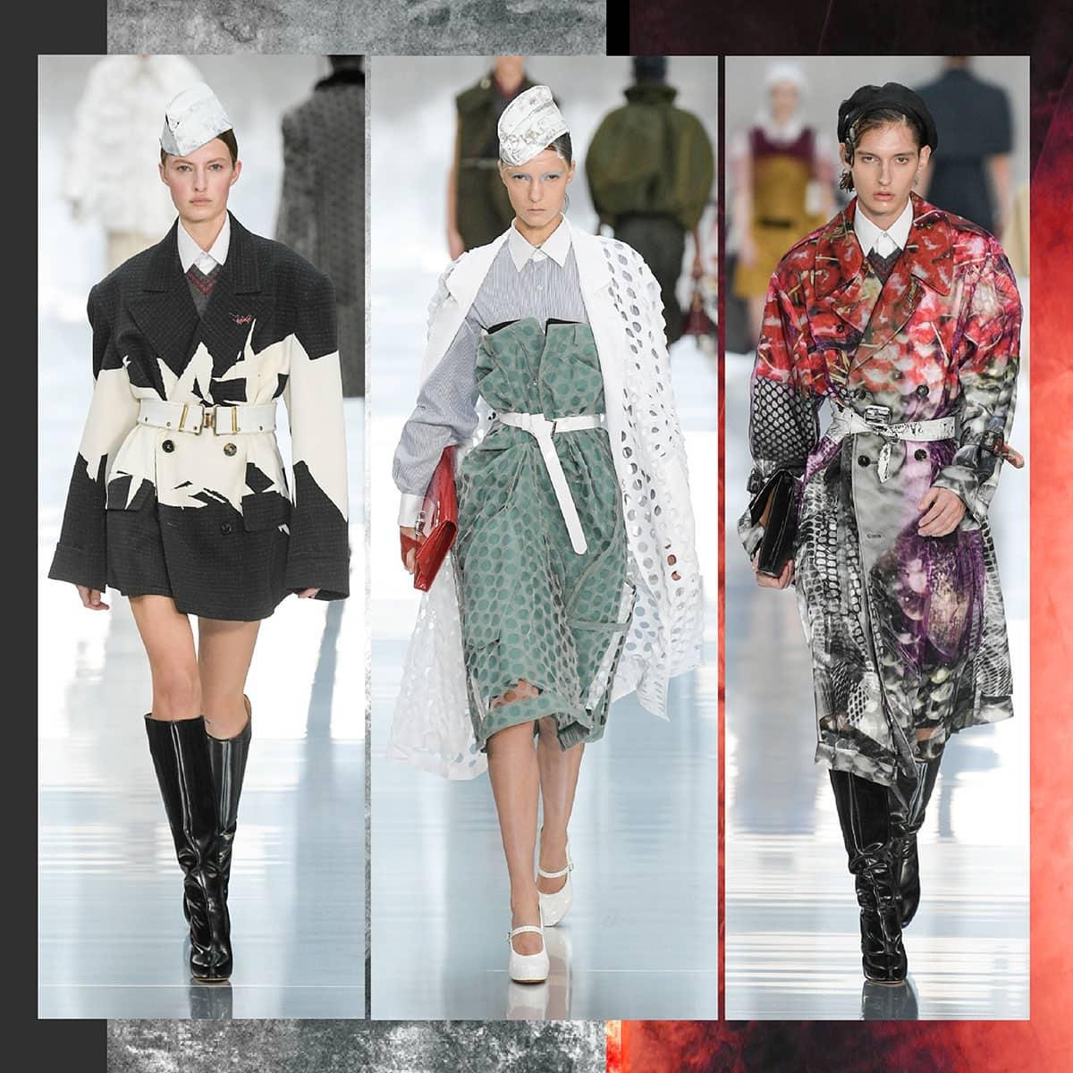 Maison Margiela Primavera Estate 2020 Paris Fashion Week di RUNWAY MAGAZINE