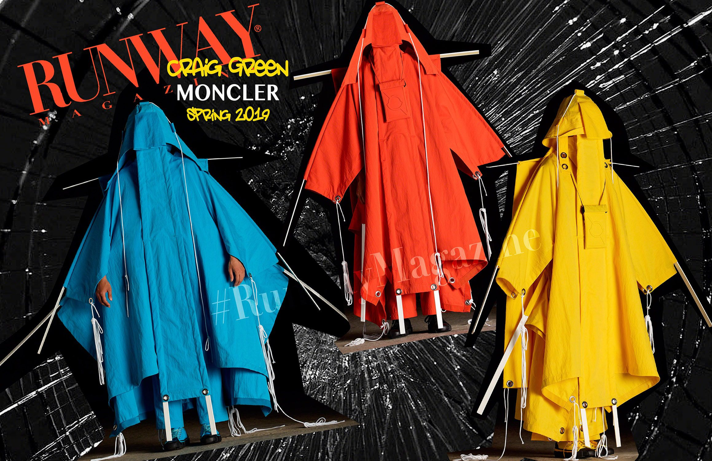 Moncler -Craig Green- Spring Summer 2019 Milan by RUNWAY MAGAZINE
