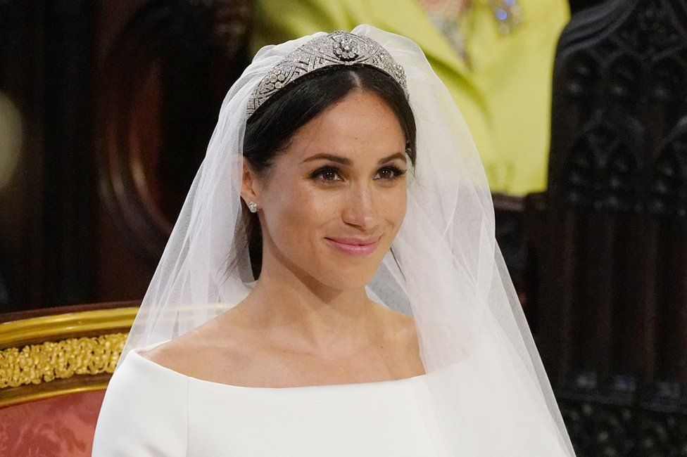 Meghan Markle - Royal Wedding 2018 by Runway Magazine