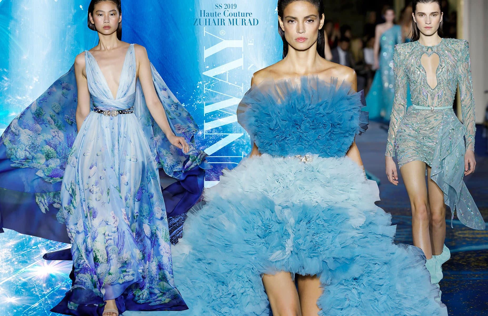 Zuhair Murad Haute Couture Spring Summer 2019 by RUNWAY MAGAZINE