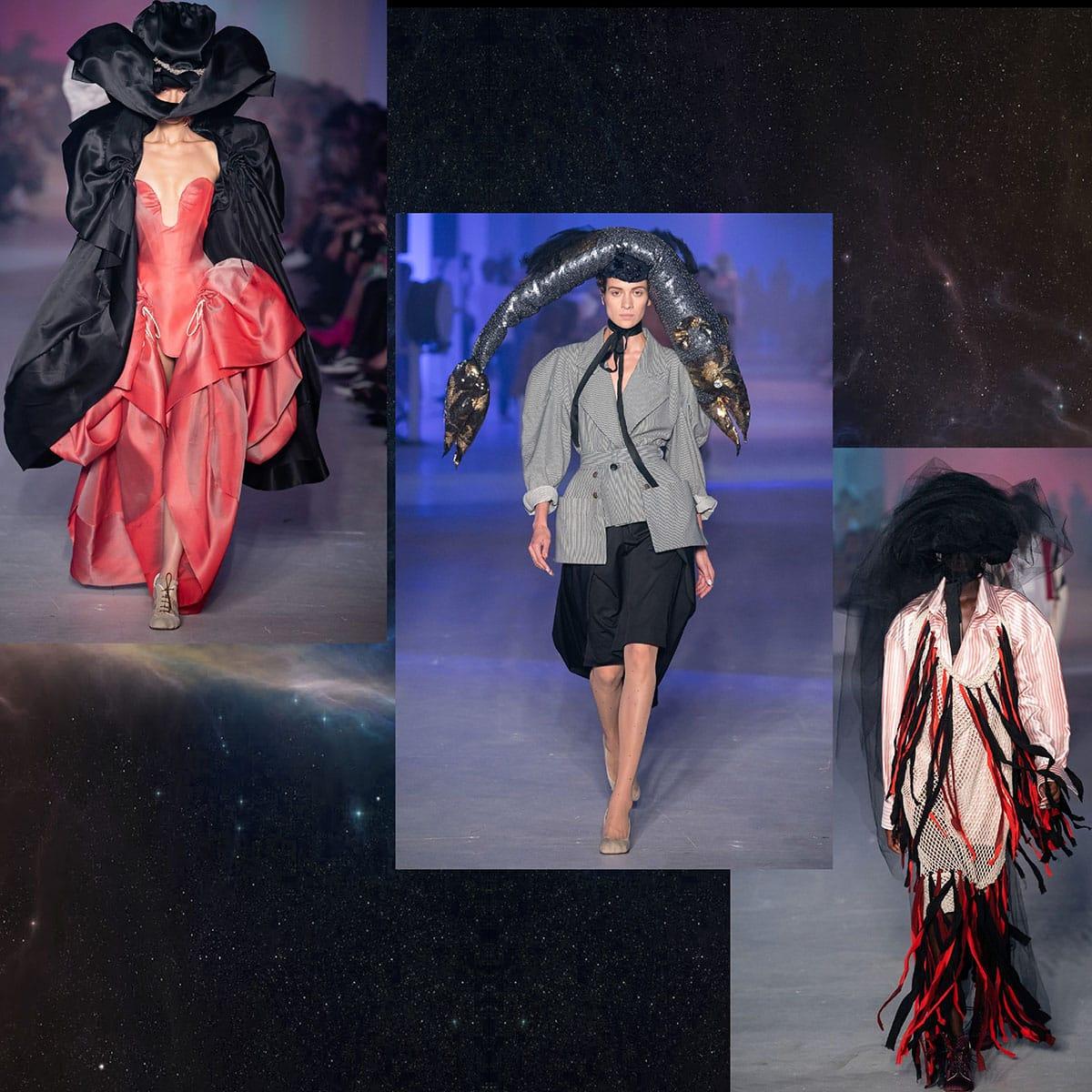 Vivienne Westwood Primavera Estate 2020 Paris Fashion Week di RUNWAY MAGAZINE