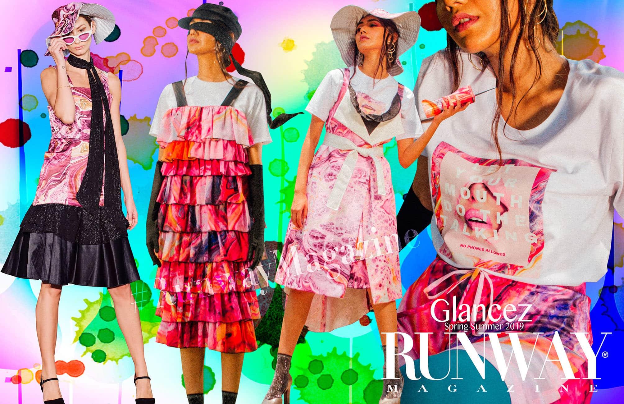 Glancez Zera Ng Hong Kong Spring Summer 2019 by Runway Magazine