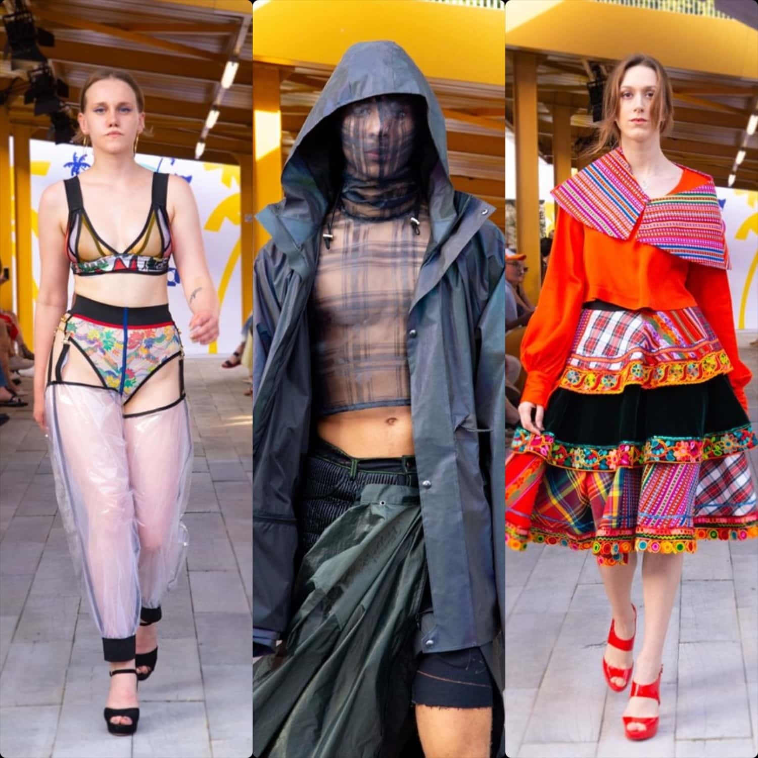 ESMOD Spring Summer 2020 New York - RUNWAY MAGAZINE Collections