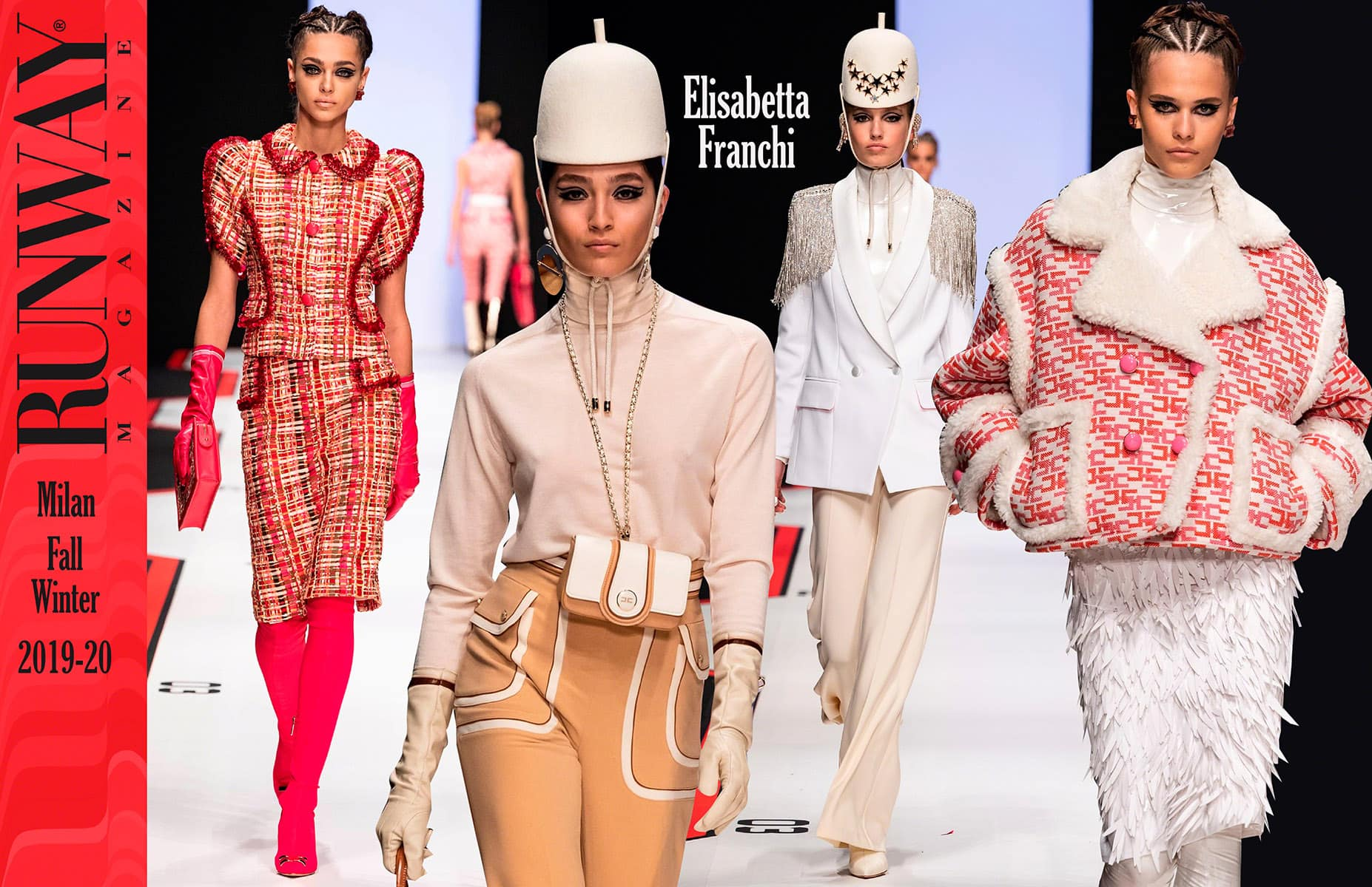 Elisabetta Franchi Fall-Winter 2019-2020 Milan by RUNWAY MAGAZINE
