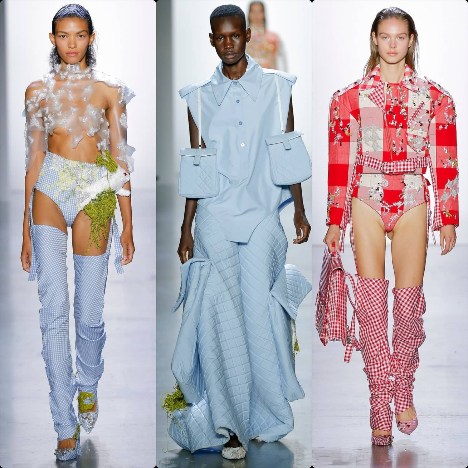 Parsons MFA Spring Summer 2020 New York RUNWAY MAGAZINE Collections