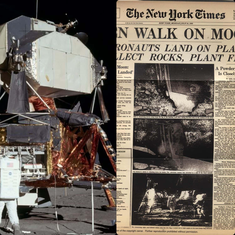 Apollo 11 Il primo uomo sulla luna di Runway Rivista