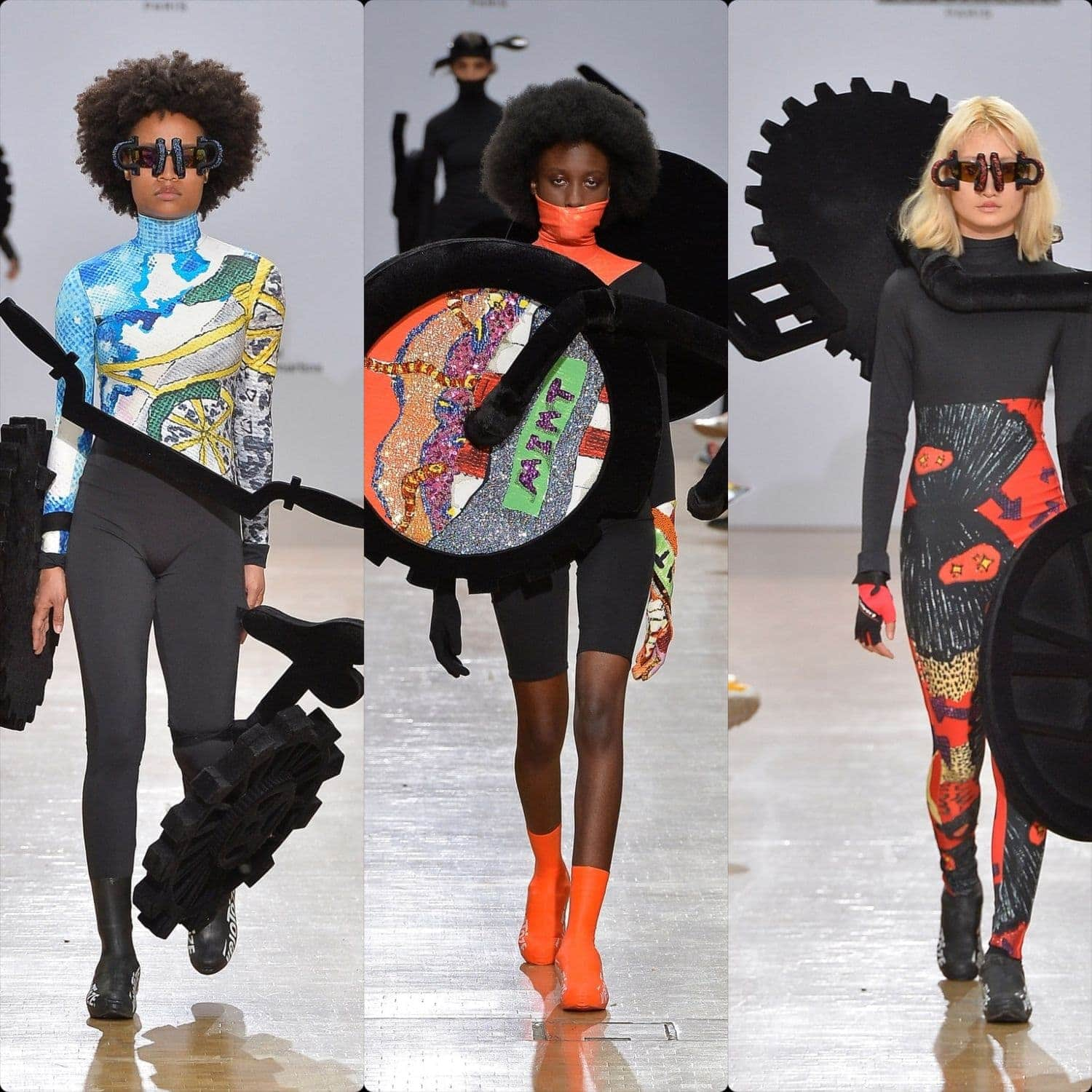 Central Saint Martins Spring-Summer-2020 London Runway Magazine