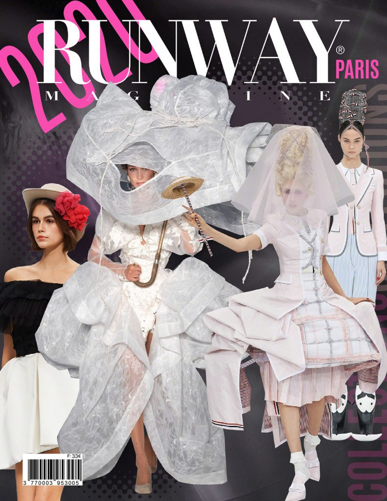 Runway Magazine 2020 Paris Collections - Saison printemps-été